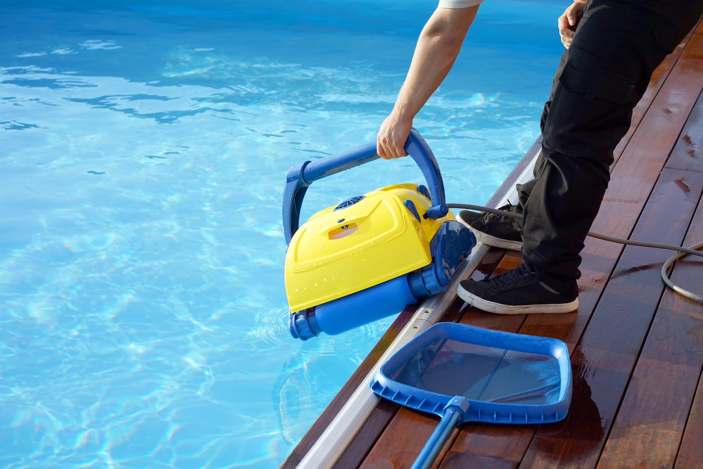 Dallas-Fort Worth pool renovation